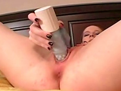 POV with my hot ex gf playing her wet vagina